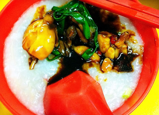 chao-ech-Dragon-City-Claypot-Frog-Porridge