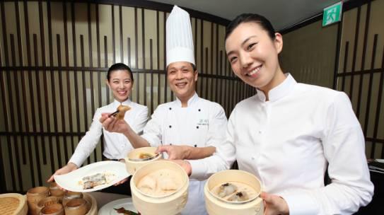 Đầu bếp Michelin tiết lộ bí quyết nhà nghề làm dimsum truyền thống