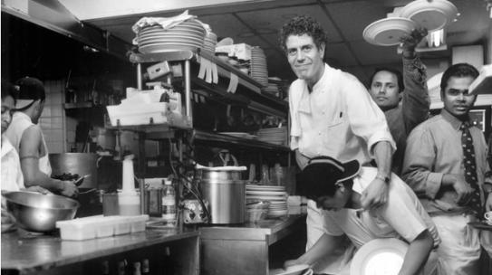 Tự truyện đầu bếp Anthony Bourdain – Kỳ 3: Chiến trường trong gian bếp