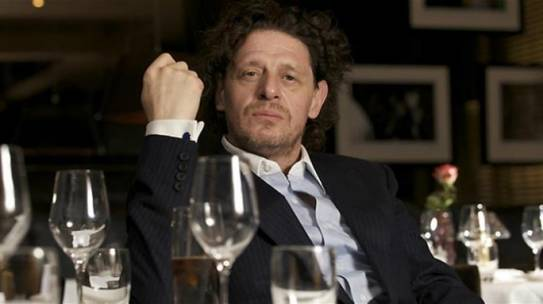 Chef Marco Pierre White tiếp tục nổi giận chống lại Michelin