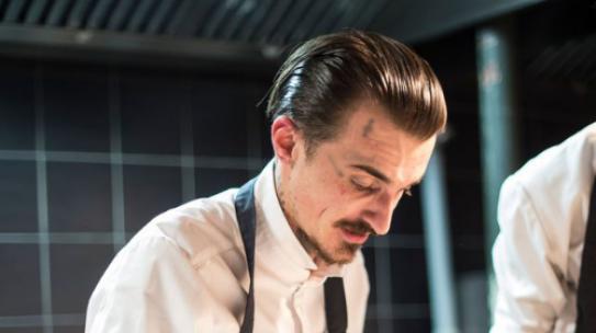 Đầu bếp sao Michelin trổ tài trong sự kiện về nghệ thuật, ẩm thực
