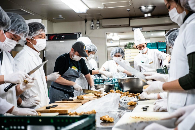 """Nate Mook: """"Với Co.ronavi.rus, các đầu bếp có vai trò trung tâm"""" trong phòng dịch"""