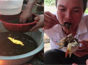 Những món ăn độc lạ tại Việt Nam khiến nhiều du khách khiếp đảm