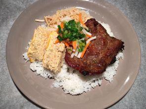 Cách làm cơm tấm Sài Gòn ngon đúng điệu