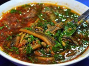 Cách nấu súp lươn Nghệ An siêu ngon hết sức đơn giản