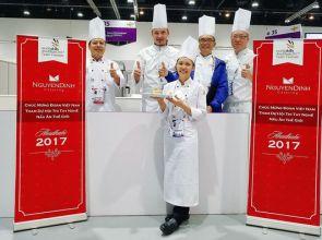 Nhân vật truyền cảm hứng nghề đầu bếp